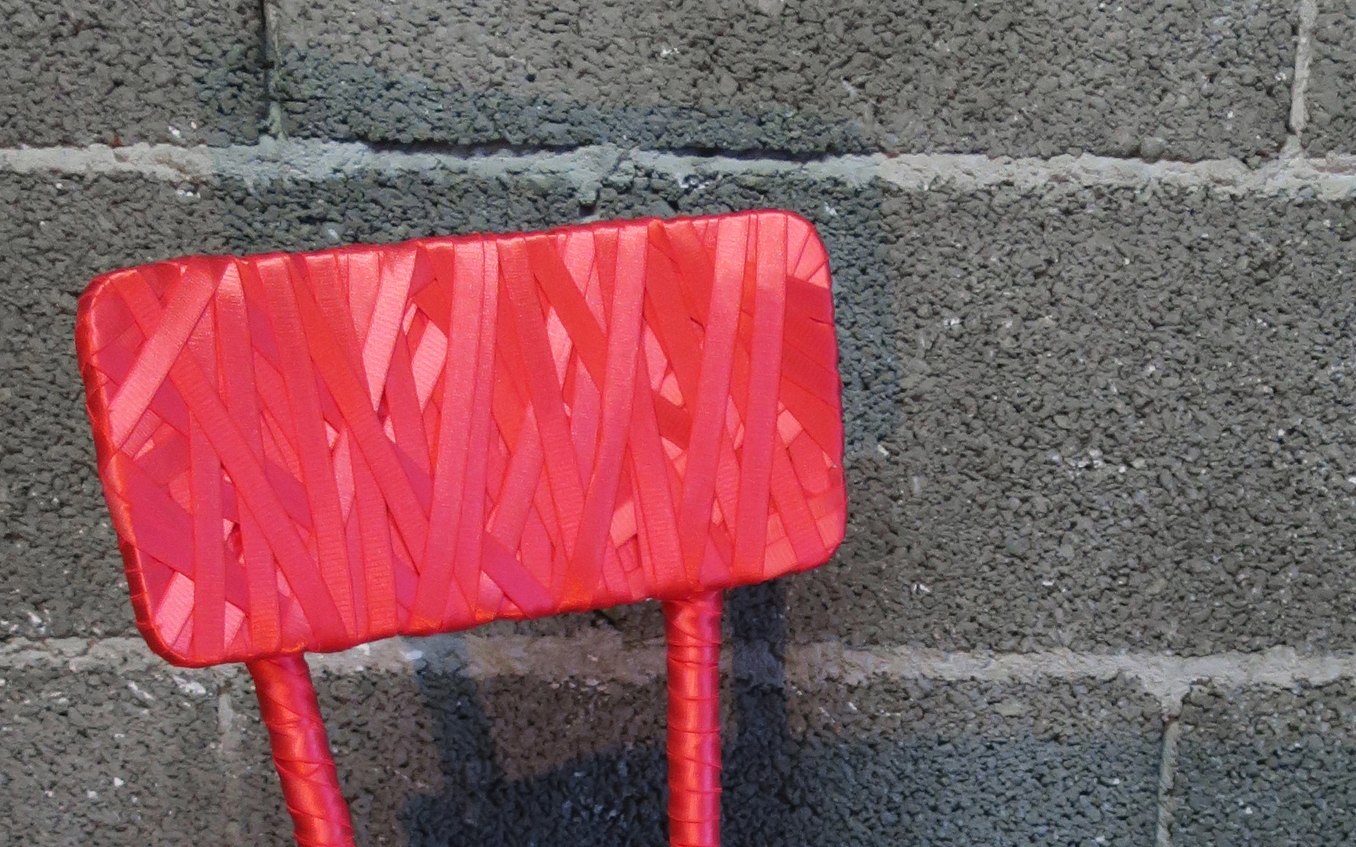 Chaise Formica Rouge 3